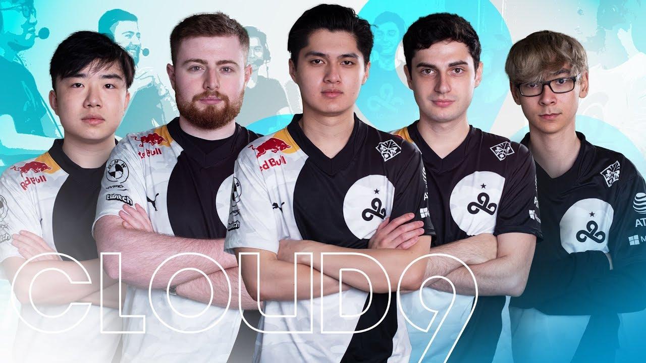 Cloud9 представили новый состав по CS:GO