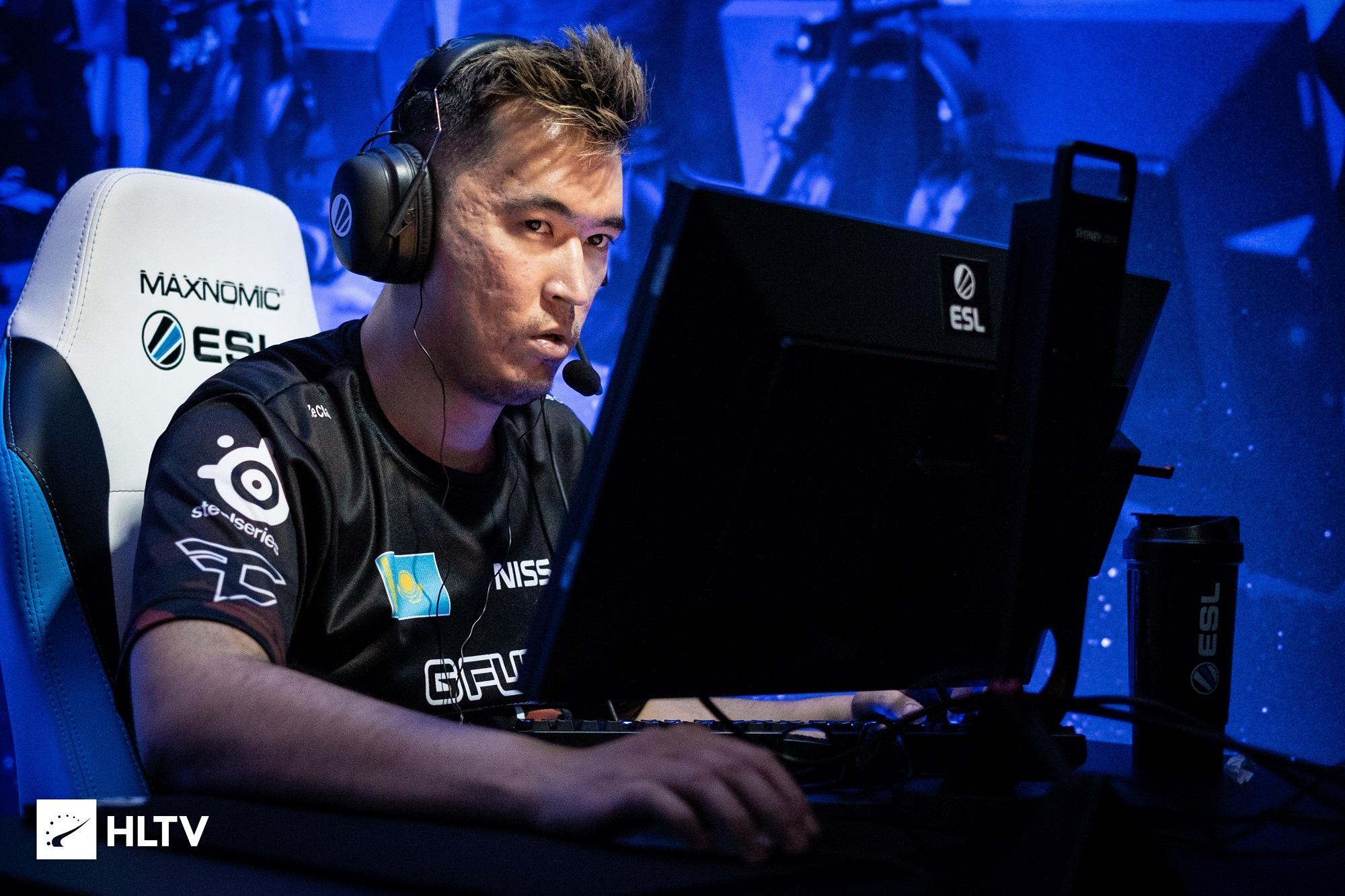 Бывший игрок FaZe Clan перешёл в казахстанскую команду AVANGAR по CS:GO