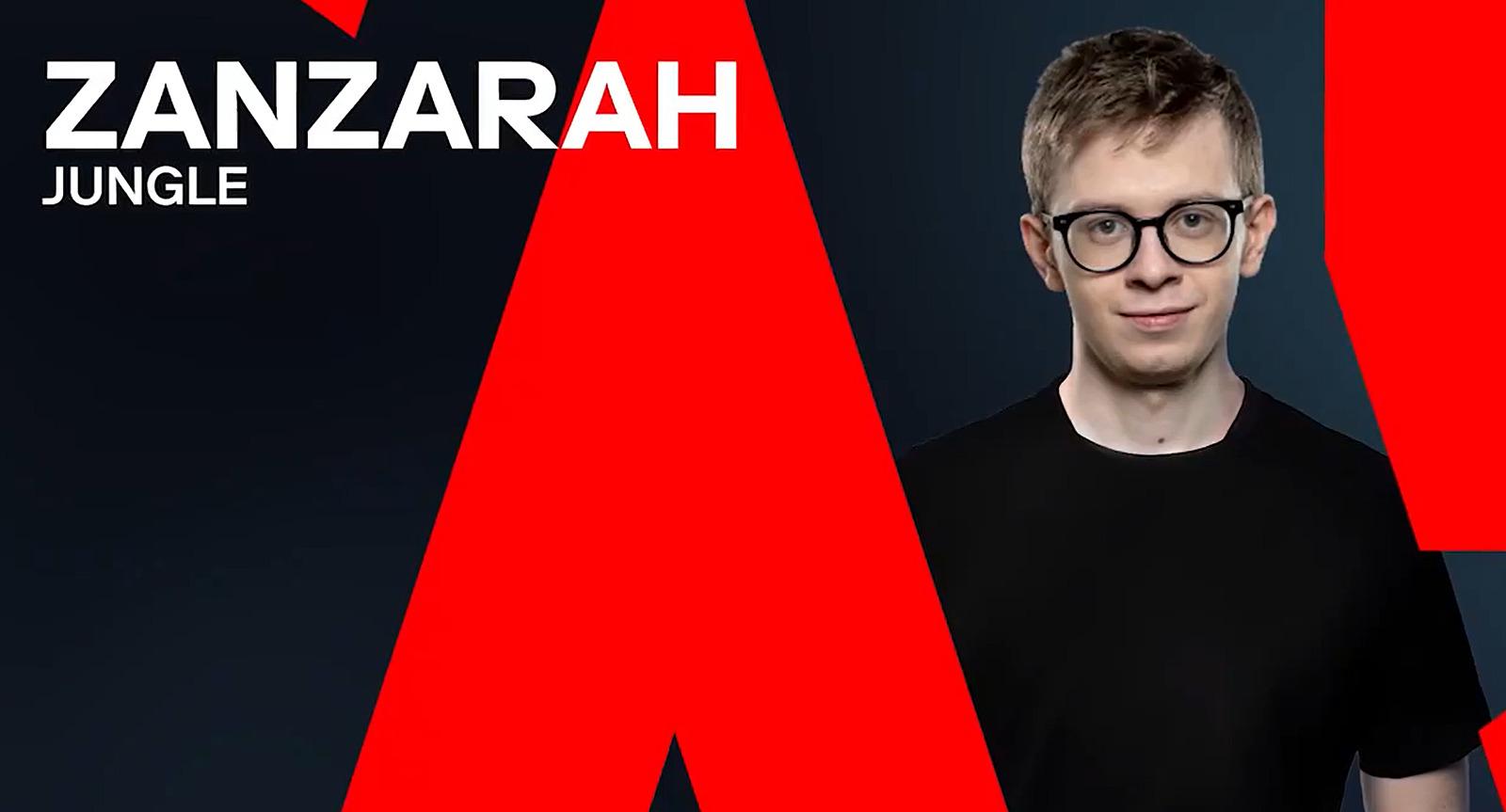 Наши в киберспорте. Zanzarah — первый россиянин в Astralis и лиге LEC по League of Legends
