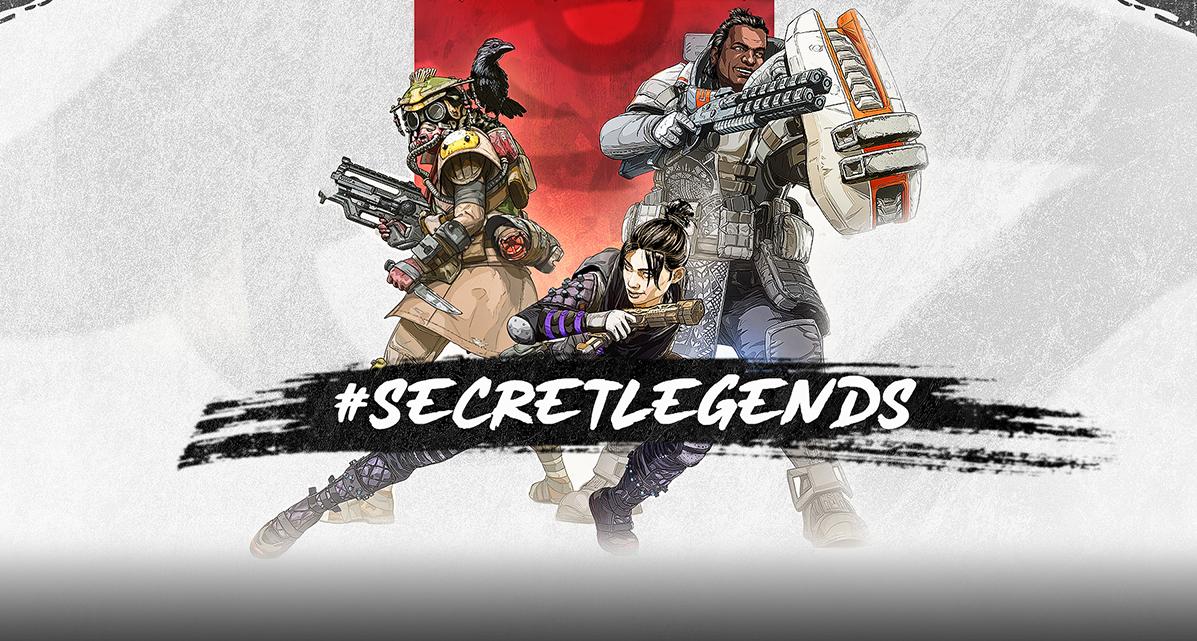 Team Secret открыли подразделение по Apex Legends