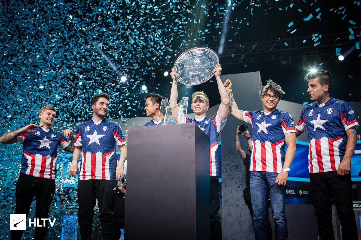 Игроки Liquid выиграли шестой подряд турнир по CS:GO