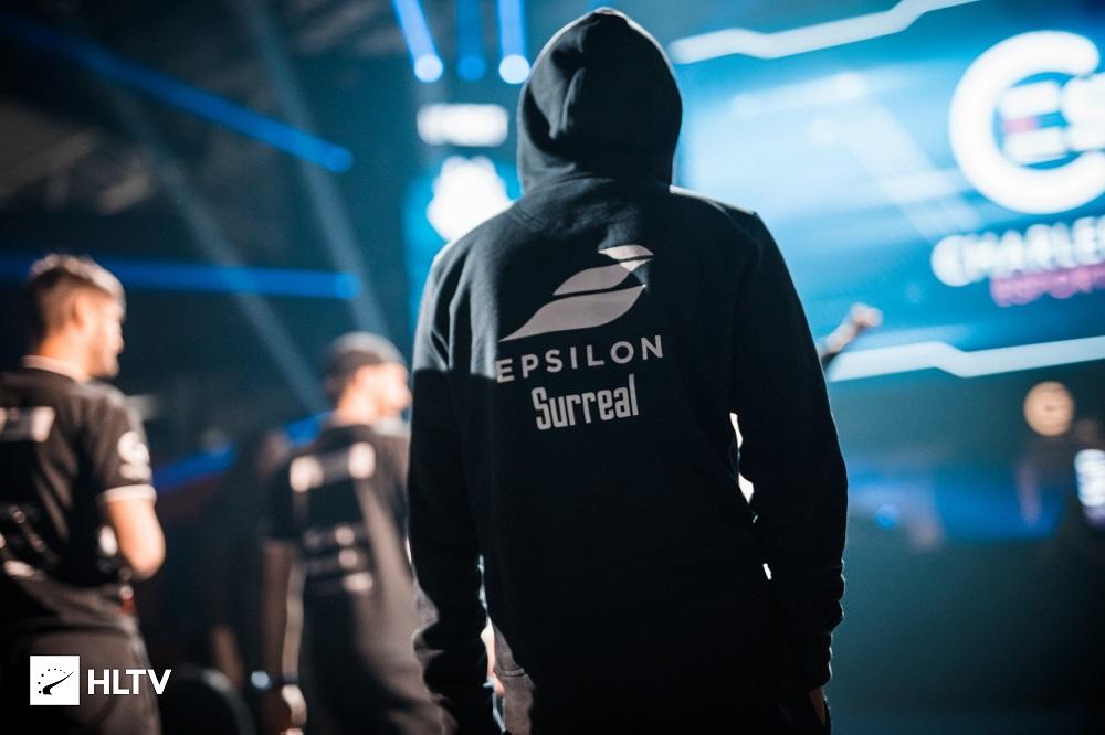 Epsilon Esports отказались от команды по CS:GO